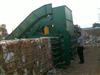 大型废纸箱液压打包机