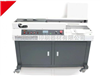 XB-850T8A3全自动无线胶装机 A3宽度胶装机 小型图文店胶装机